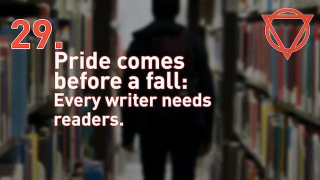 29. Pride comes before a fall: Every ...