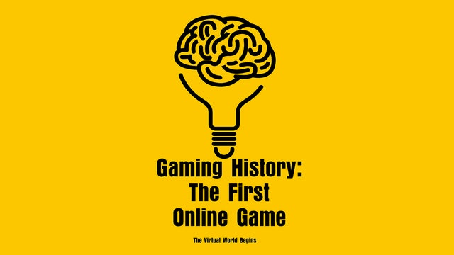 The History of Gaming 2