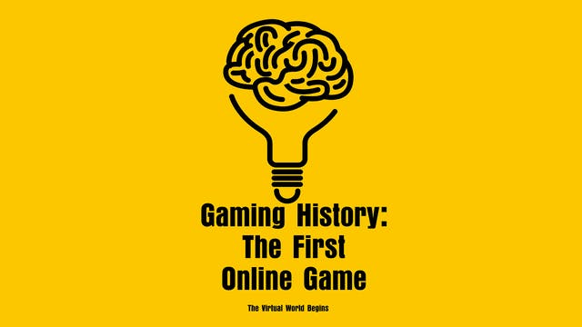The History of Gaming 4