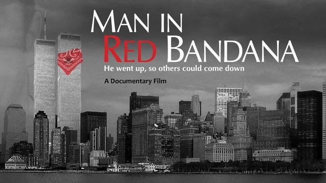 MAN IN THE RED BANDANA