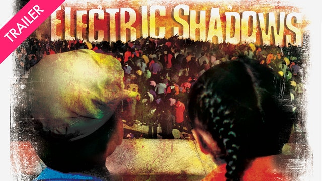Electric Shadows - Coming 1/29