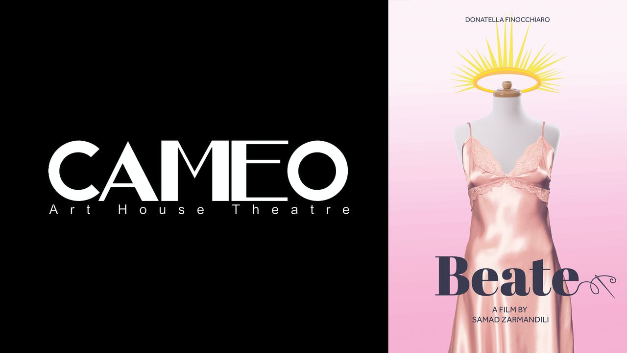 CAMEO CINEMA & ARTHOUSE presents BEATE