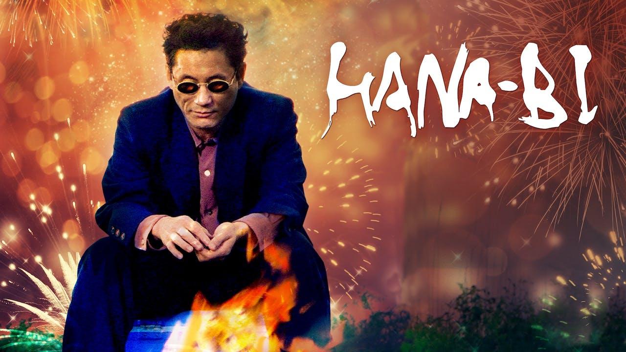 HANA-BI, directed by Takeshi Kitano