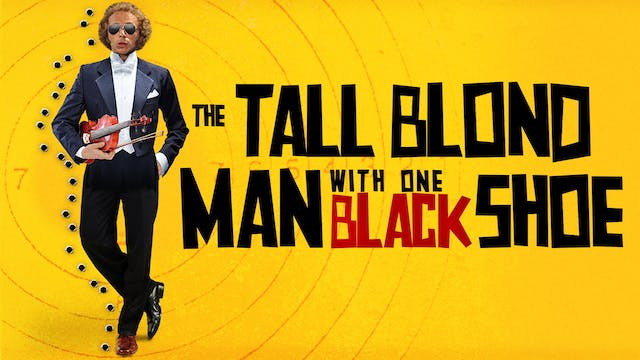 COLCOA - THE TALL BLOND MAN WITH ONE BLACK SHOE
