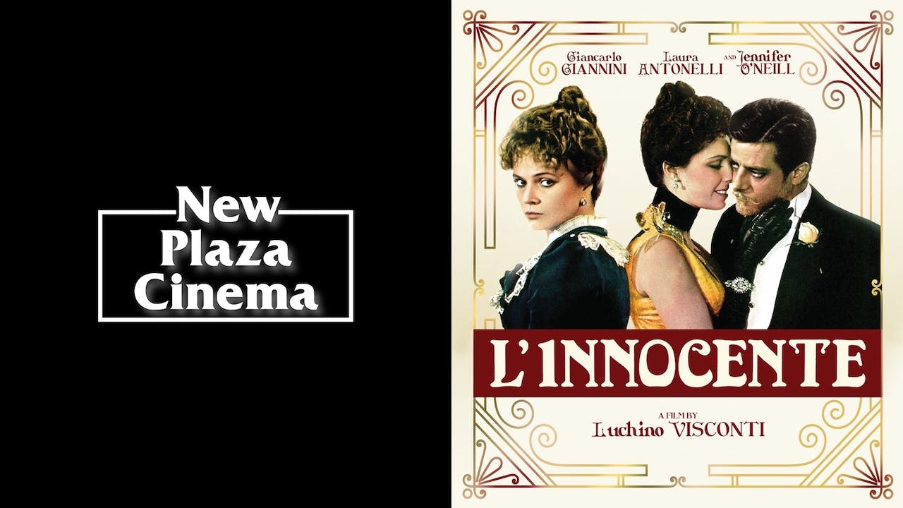 NEW PLAZA CINEMA presents L'INNOCENTE