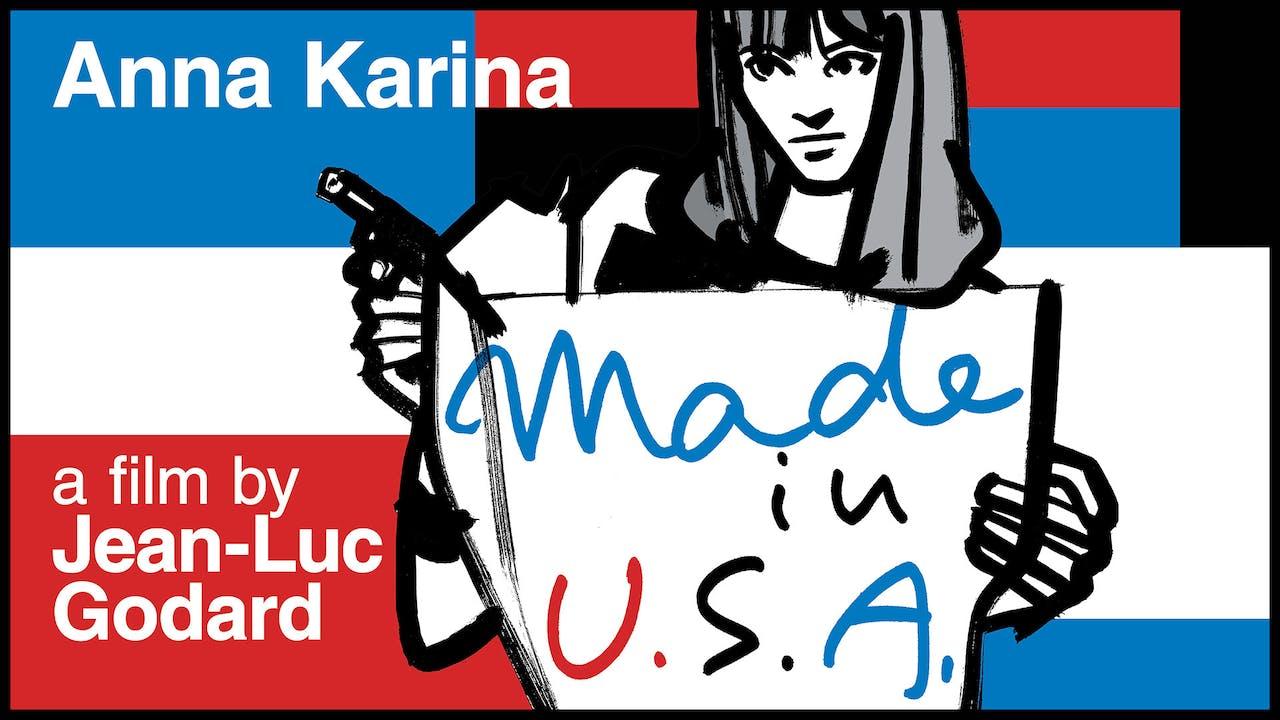 AFI SILVER THEATRE presents MADE IN USA
