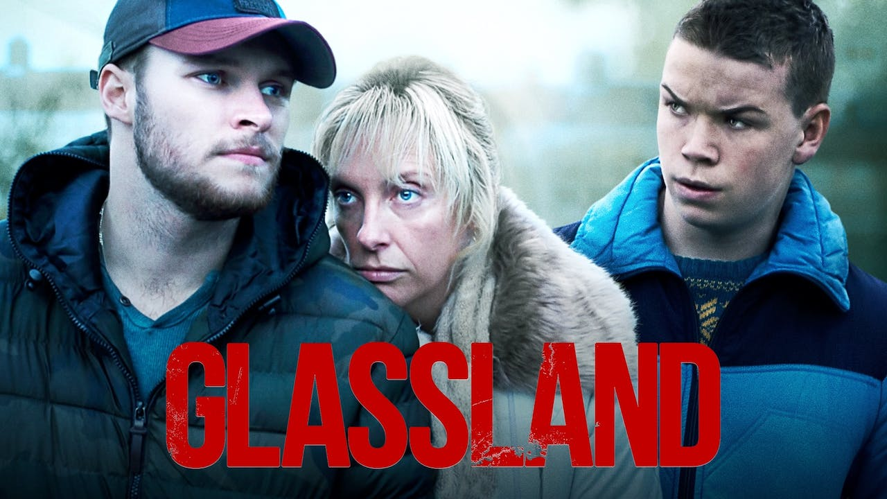 PARK PLAZA CINEMA presents GLASSLAND