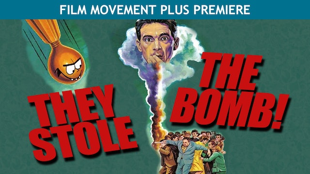 They Stole the Bomb