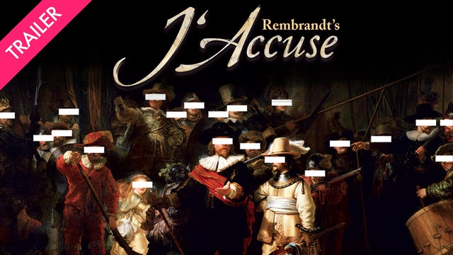 Rembrandt's J'accuse - Coming 7/10