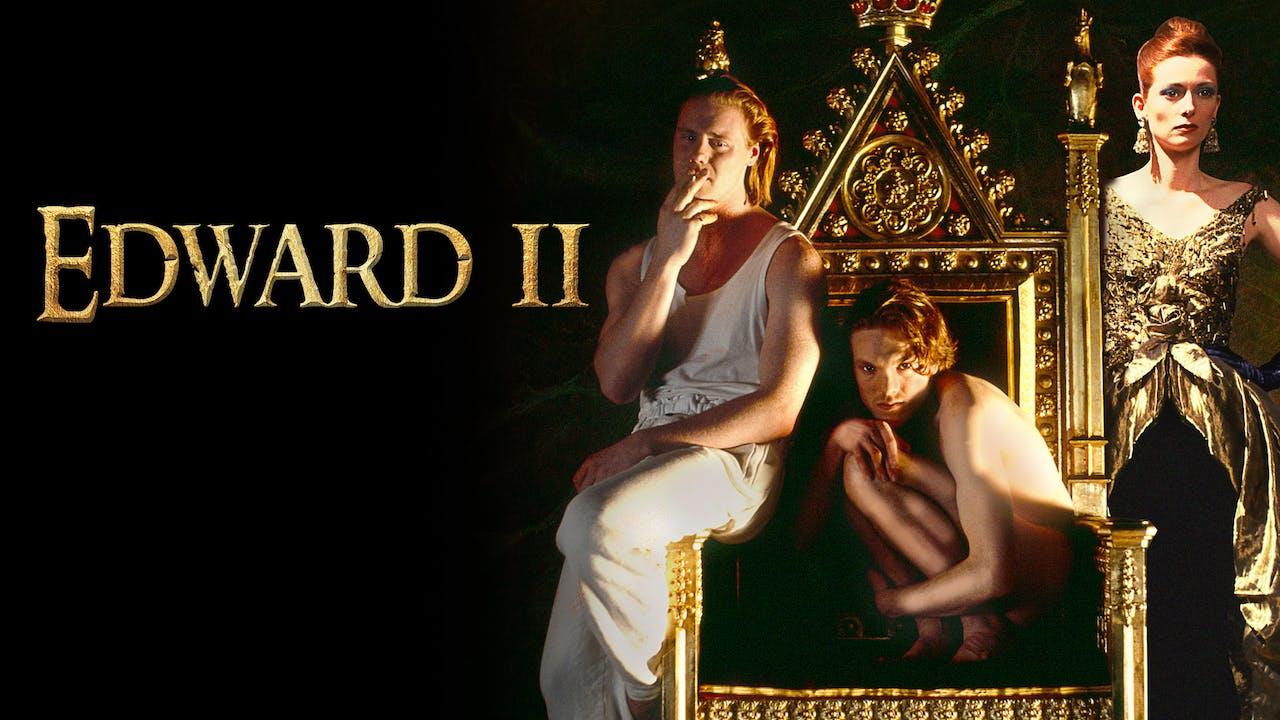 EDWARD II directed by DEREK JARMAN