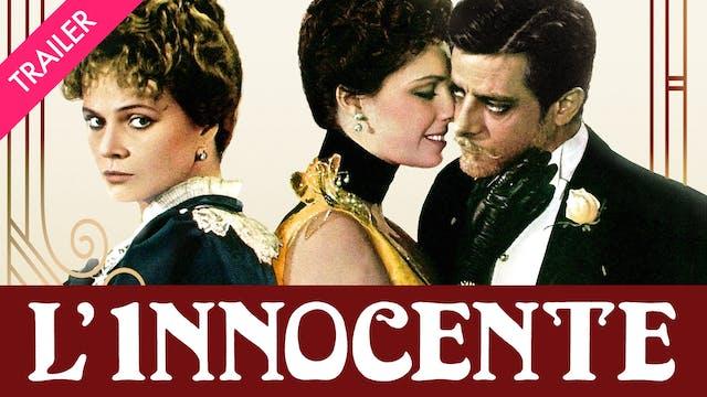 L'Innocente - Trailer