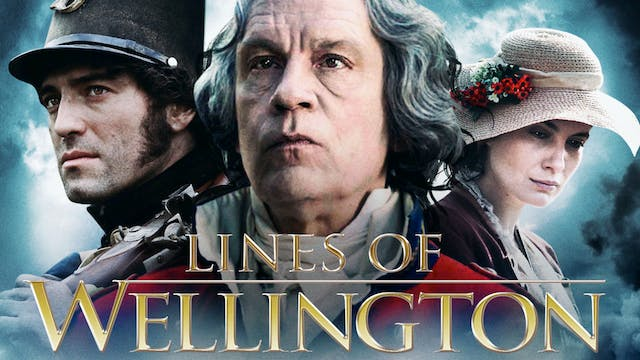 LINES OF WELLINGTON starring JOHN MALKOVICH