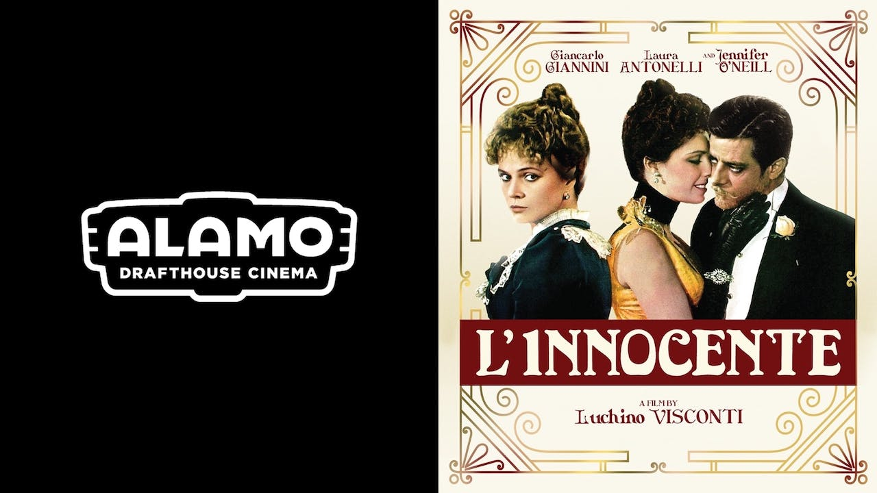 ALAMO WINCHESTER FILM CLUB presents L'INNOCENTE