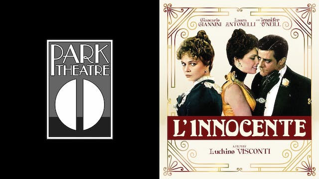 THE PARK THEATRE presents L'INNOCENTE