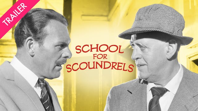 School for Scoundrels - Trailer