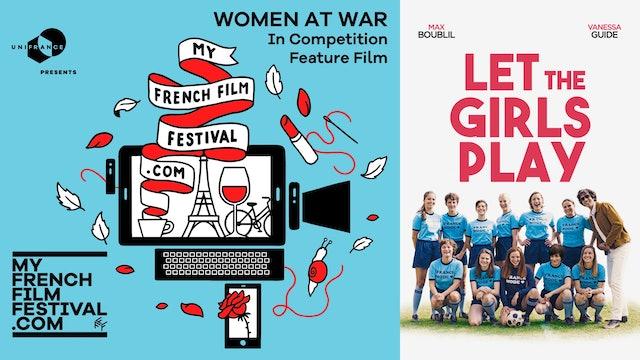 efd455a41007 Let The Girls Play (Comme des garçons) - Film Movement Plus
