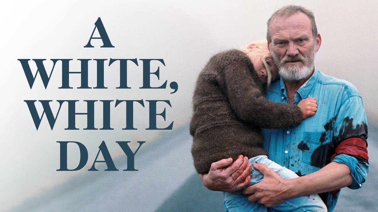 HISTORIC HOWELL THEATER - A WHITE, WHITE DAY