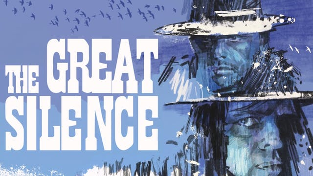 THE GREAT SILENCE, directed by Sergio Corbucci