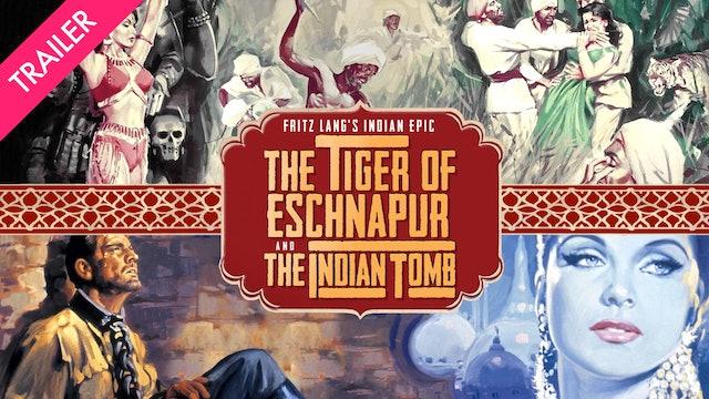 Fritz Lang's Indian Epic - Trailer
