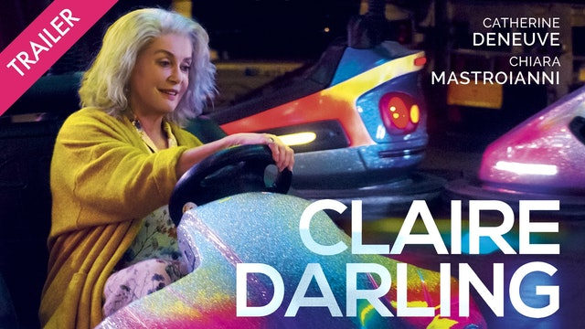 Claire Darling - Coming 10/22