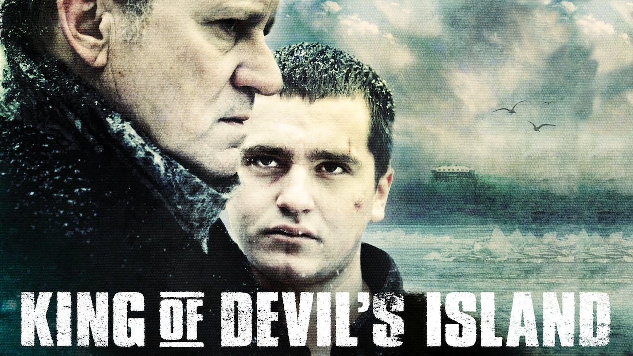 KING OF DEVIL'S ISLAND starring STELLAN SKARSGÅRD