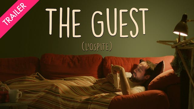 The Guest - Trailer