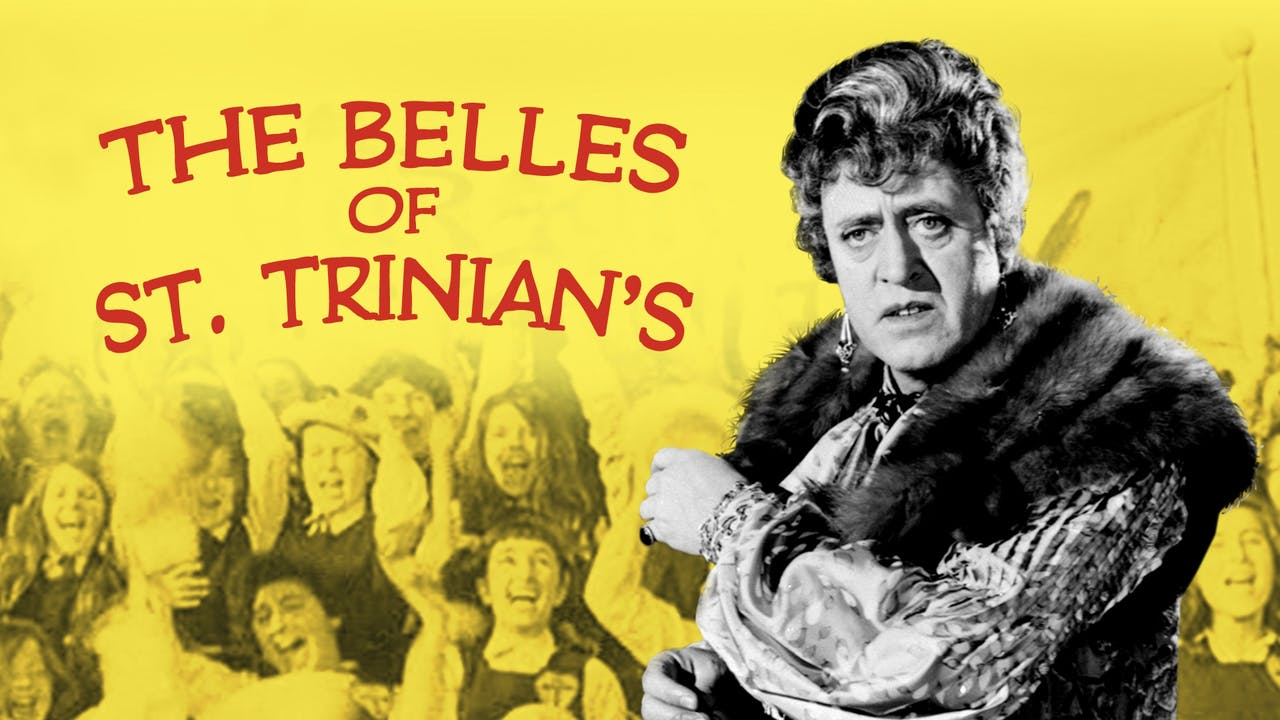 FILM FORUM presents THE BELLES OF ST. TRINIAN'S