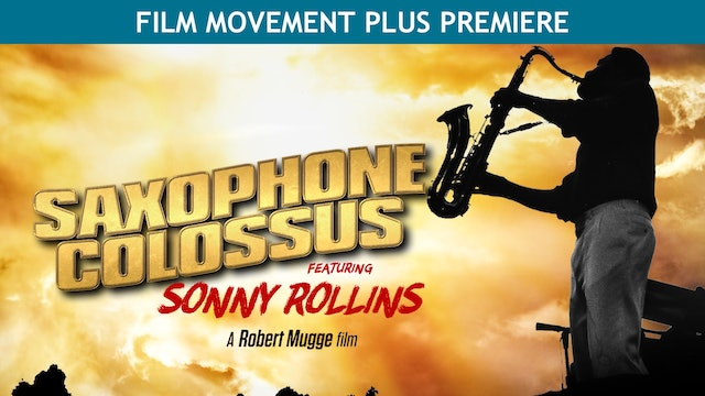 Saxophone Colossus Featuring Sonny Rollins