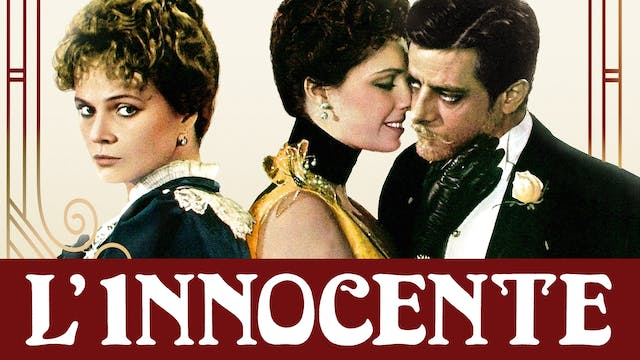 Luchino Visconti's L'innocente