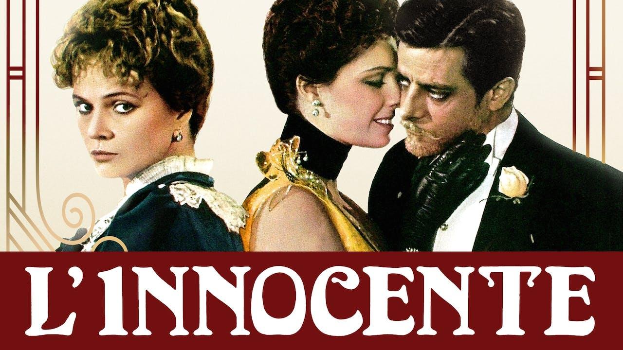 Luchino Visconti's L'innocente