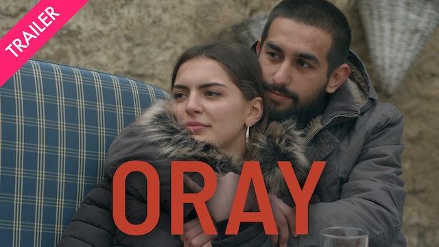 Oray - Coming 8/6
