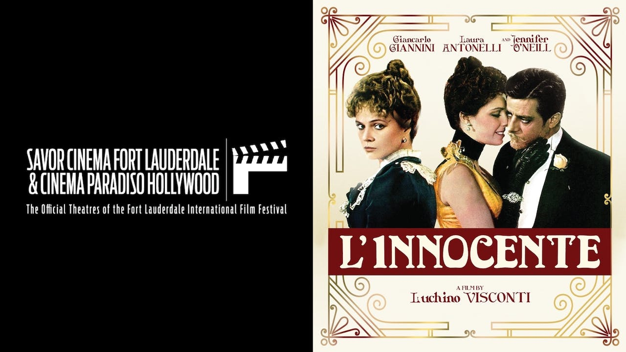 FORT LAUDERDALE IFF presents L'INNOCENTE