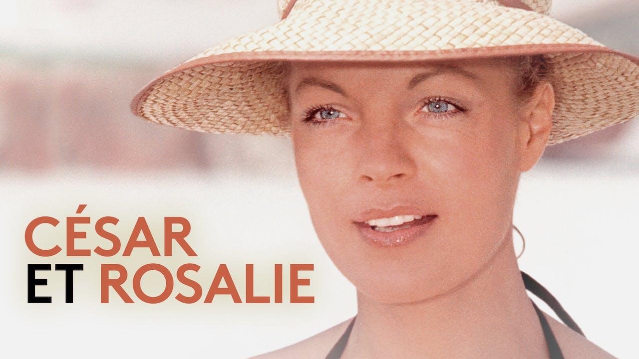 LEFONT FILM SOCIETY presents CESAR ET ROSALIE