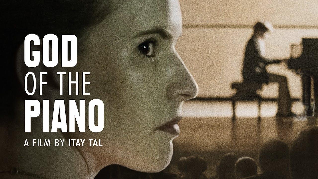 MILWAUKEE FILM presents GOD OF THE PIANO