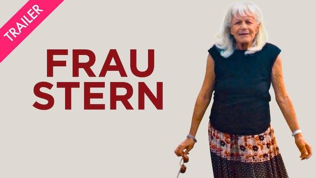 Frau Stern - Coming 5/7