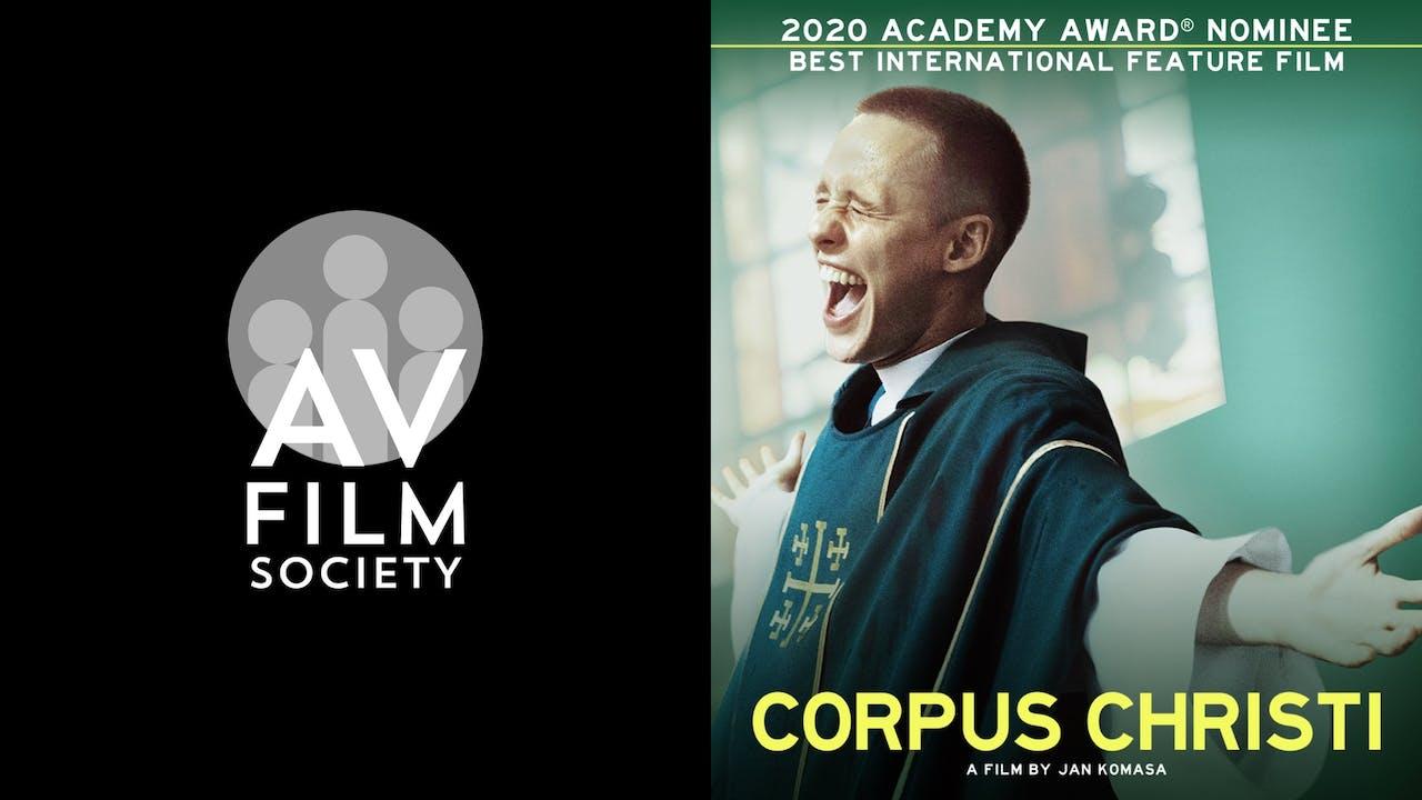 ALEXANDER VALLEY FILM SOC. presents CORPUS CHRISTI