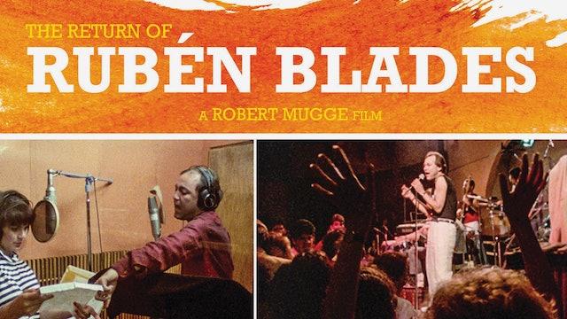 The Return of Ruben Blades