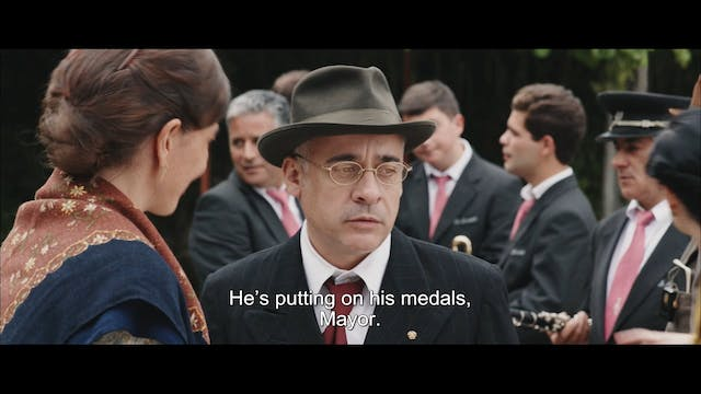 Hero on the Front - Subtitled