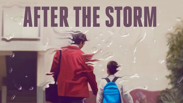 CINECINA presents AFTER THE STORM