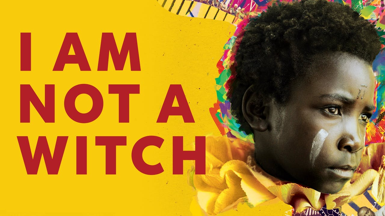 I AM NOT A WITCH, directed by Rungano Nyoni