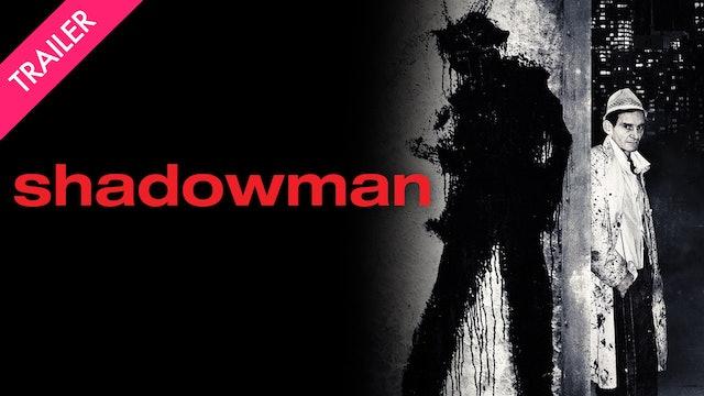 Shadowman - Coming 10/29