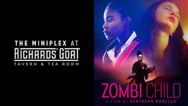 THE MINIPLEX presents ZOMBI CHILD