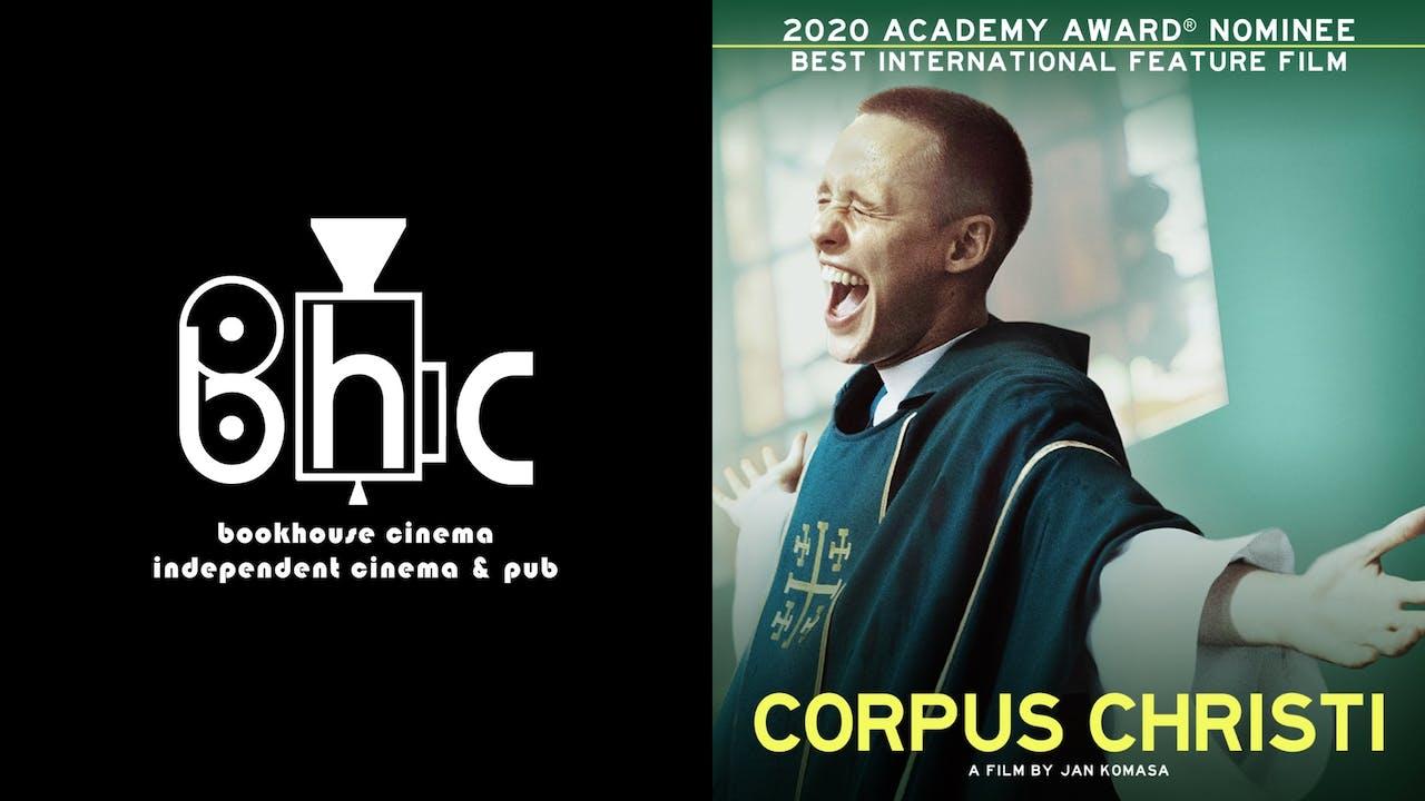 BOOKHOUSE CINEMA presents CORPUS CHRISTI