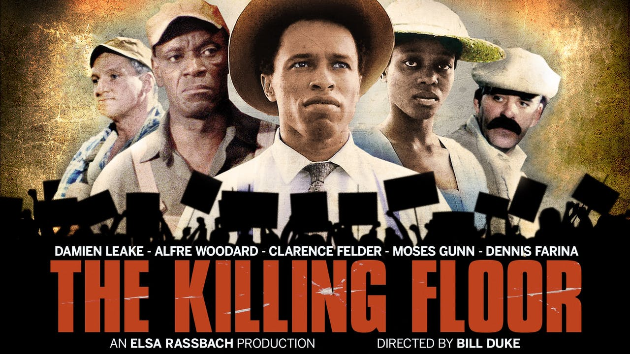 THE CHARLES THEATRE presents THE KILLING FLOOR