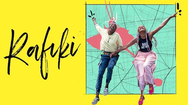 RAFIKI, directed by Wanuri Kahiu