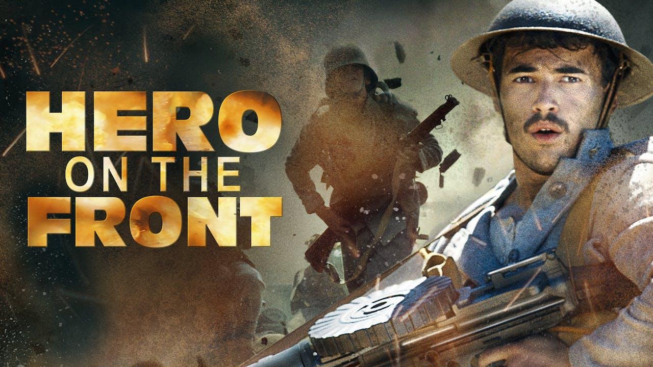 CORAZON CINEMA presents HERO ON THE FRONT