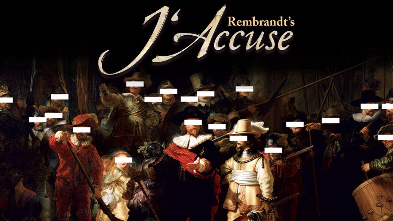 REMBRANDT'S J'ACCUSE directed by PETER GREENAWAY