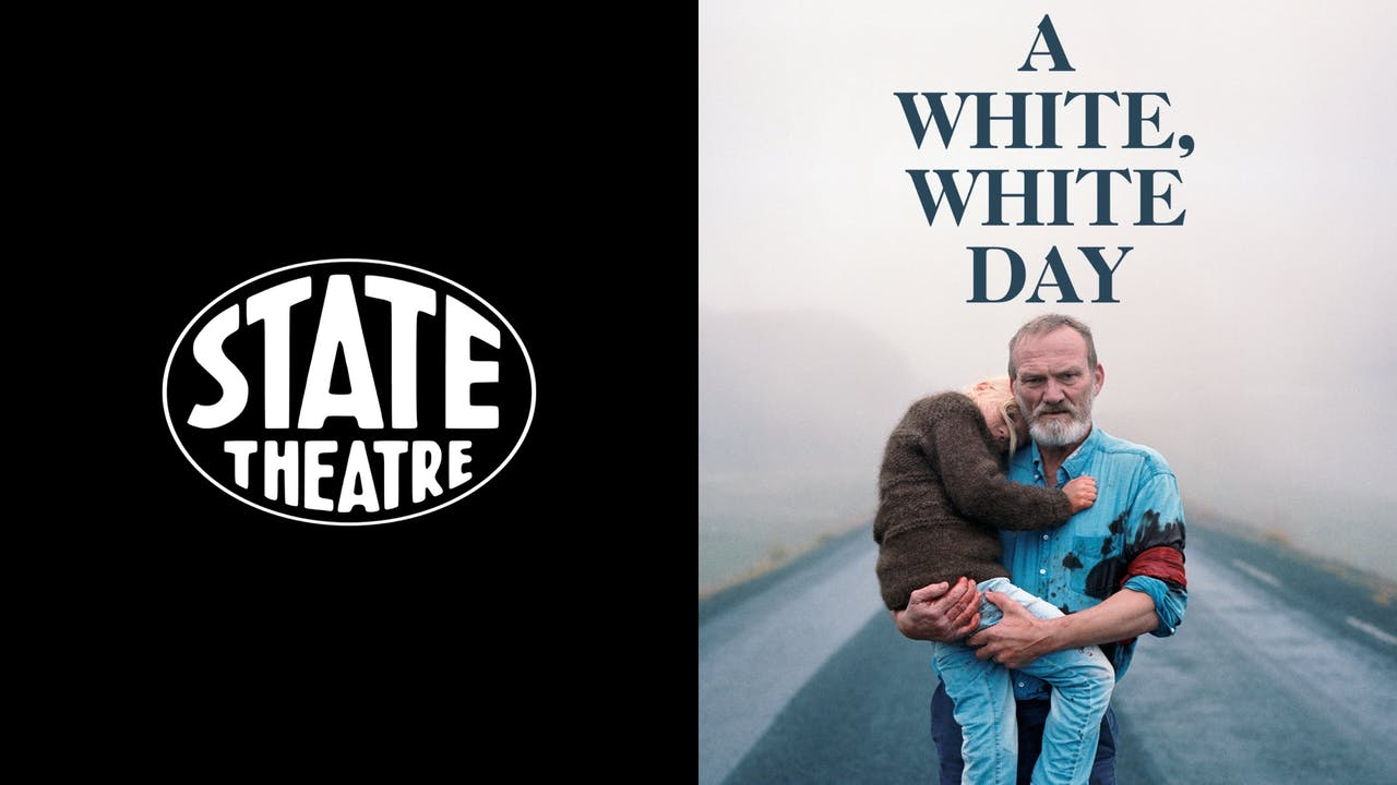 SIOUX FALLS STATE THEATRE - A WHITE, WHITE DAY