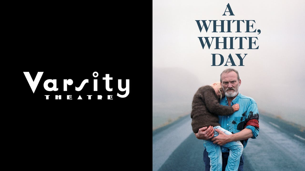 DAVIS VARSITY THEATRE presents A WHITE, WHITE DAY