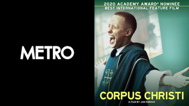 BROADWAY METRO presents CORPUS CHRISTI